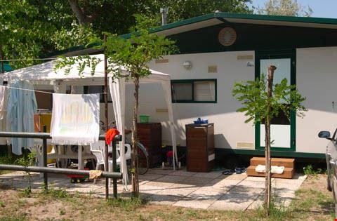 I bungalow del campeggio