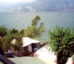 Camping con vista Lago