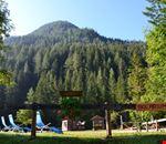 Camping sulle montagne del Veneto