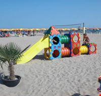 Giochi sulla spiaggia per bambini