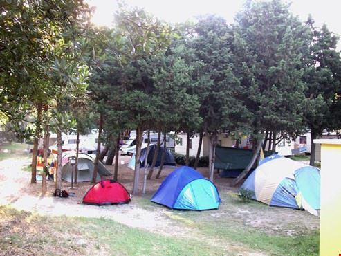Camping nelle Marche