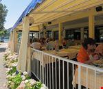 Camping con ristorante, Lago Maggiore