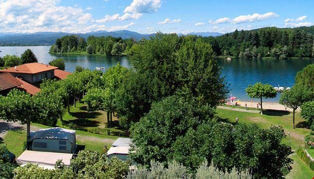 Camping Italia Lido, Lago Maggiore