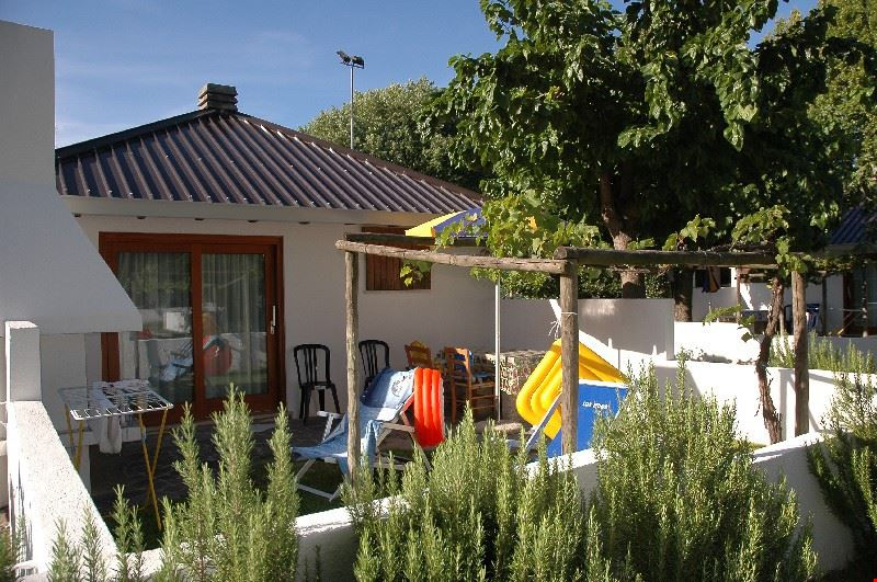 I bungalow del villaggio