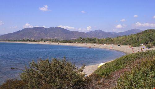 Il mare a Villaputzu, Sardegna