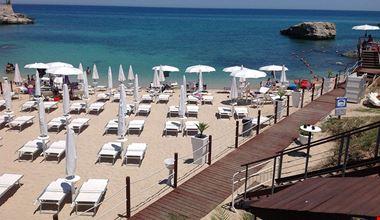 Camping Residence sul mare in Puglia
