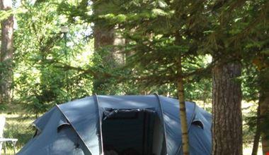 Camping nel Parco Naturale del Monte Cucco, Umbria
