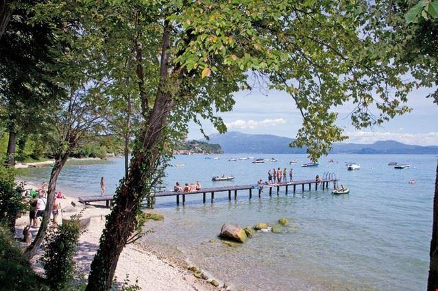 Camping con accesso diretto alla spiaggia