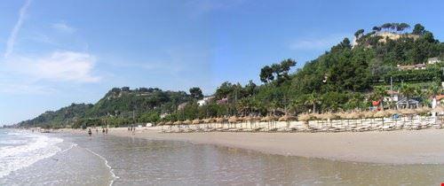 Ampia spiaggia privata