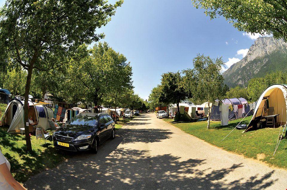 Camping a Terlago, Trentino Alto Adige