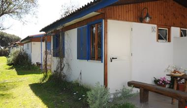 Camping con Bungalow a Paestum