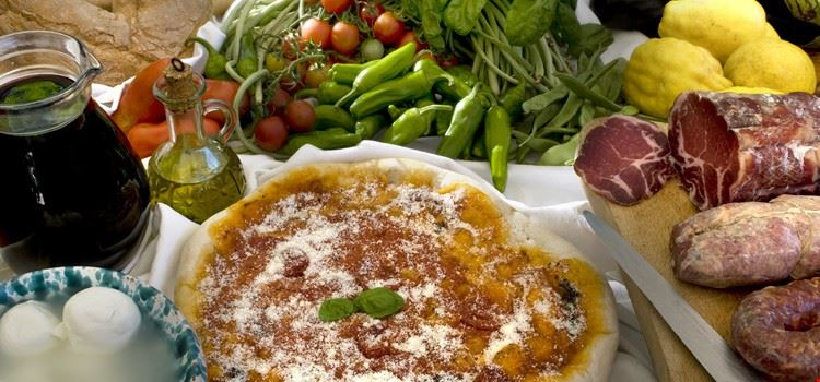 Piatti Tipici della Campania