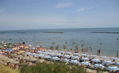 Camping sul mare a Comacchio, Emilia Romagna