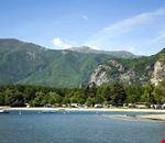 Camping direttamente sul Lago Maggiore