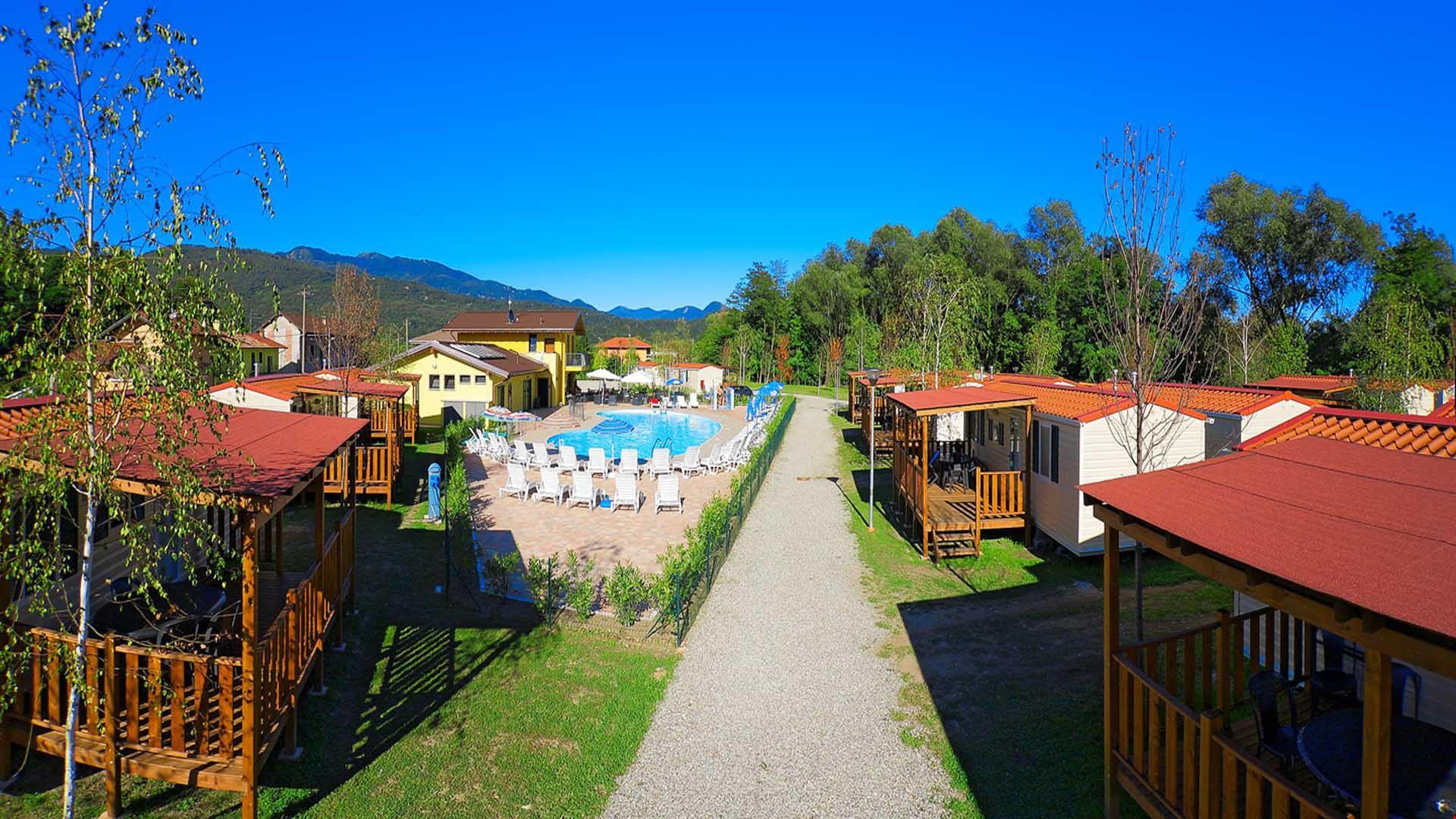Mobile Home sul Lago Maggiore, Piemonte