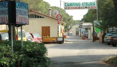 Campeggio Etruria
