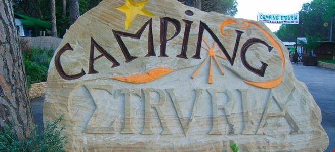 Camping vicino a Marina di Grosseto