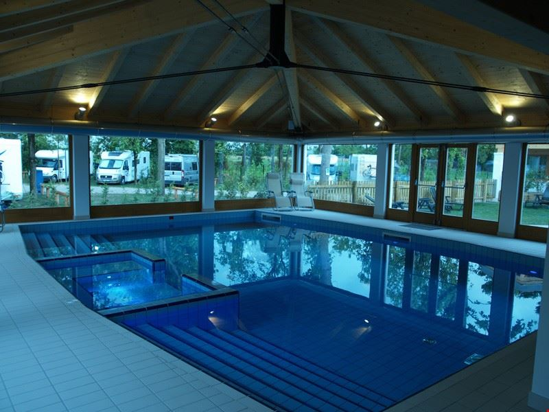 La piscina del Venezia Camping Village