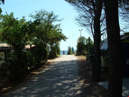 Camping Village a Borgia, Calabria