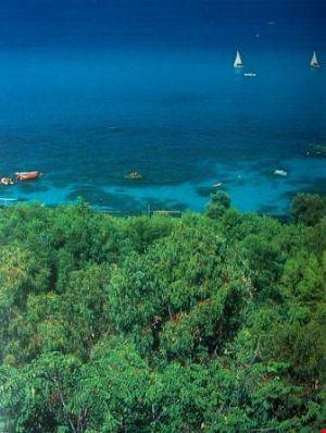 Camping Village direttamente sul mare in Calabria