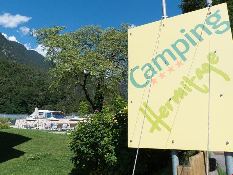 Camping a Merano, Trentino Alto Adige