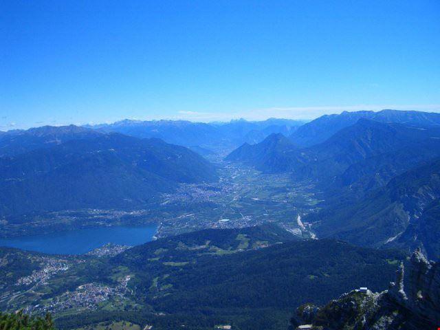 Camping sul Lago di Caldonazzo, Trentino Alto Adige