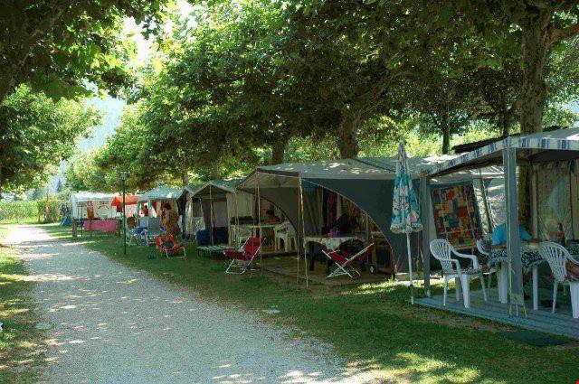 Camping a Calceranica al Lago, Trentino Alto Adige
