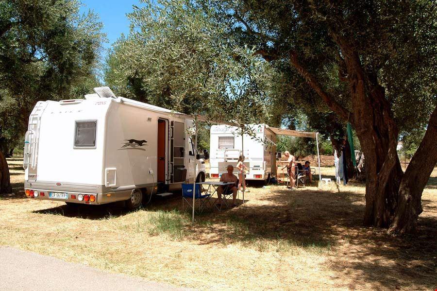 Camping a Peschici, Foggia