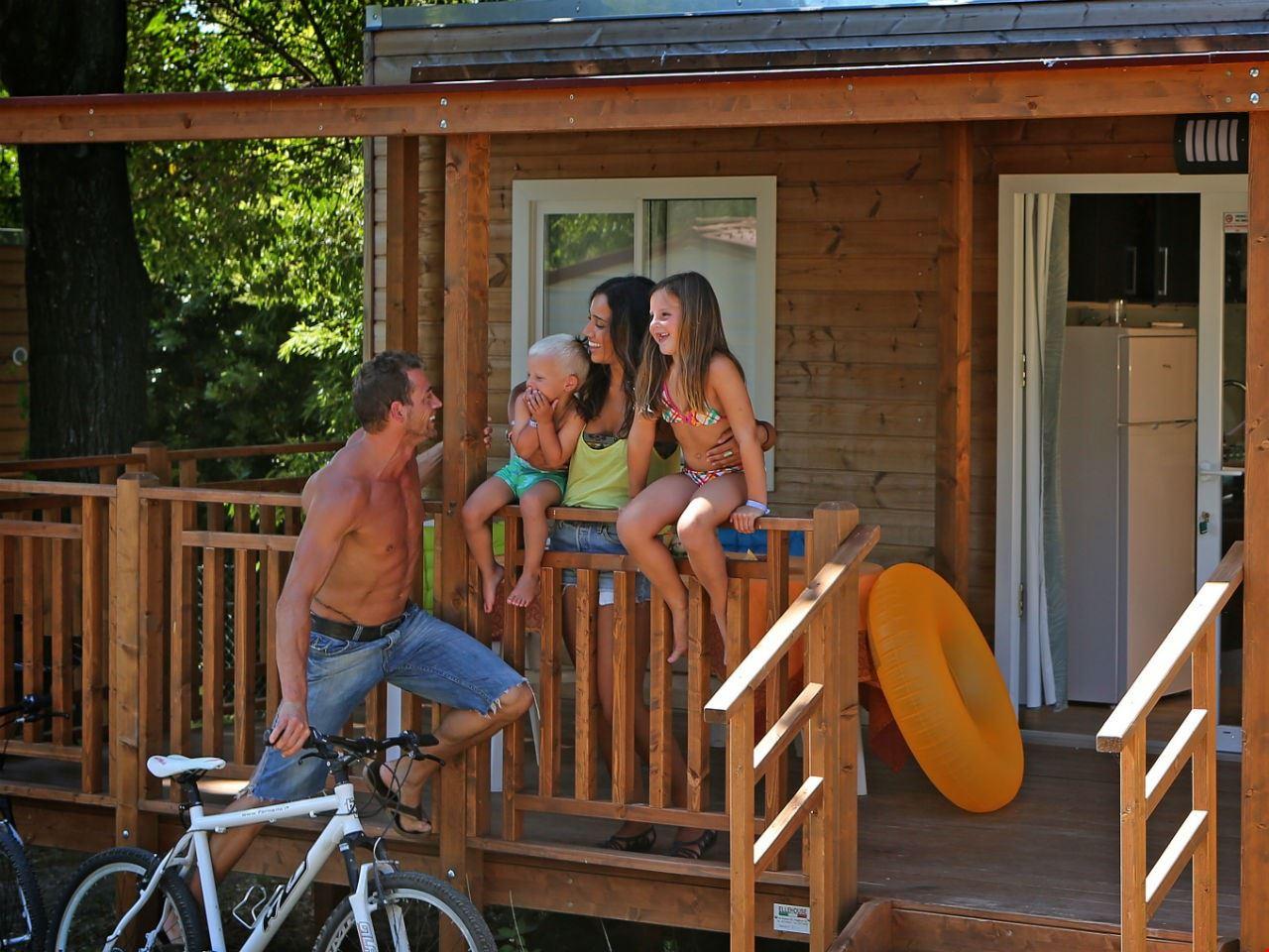 Villaggio per Famiglie sul Lago di Garda