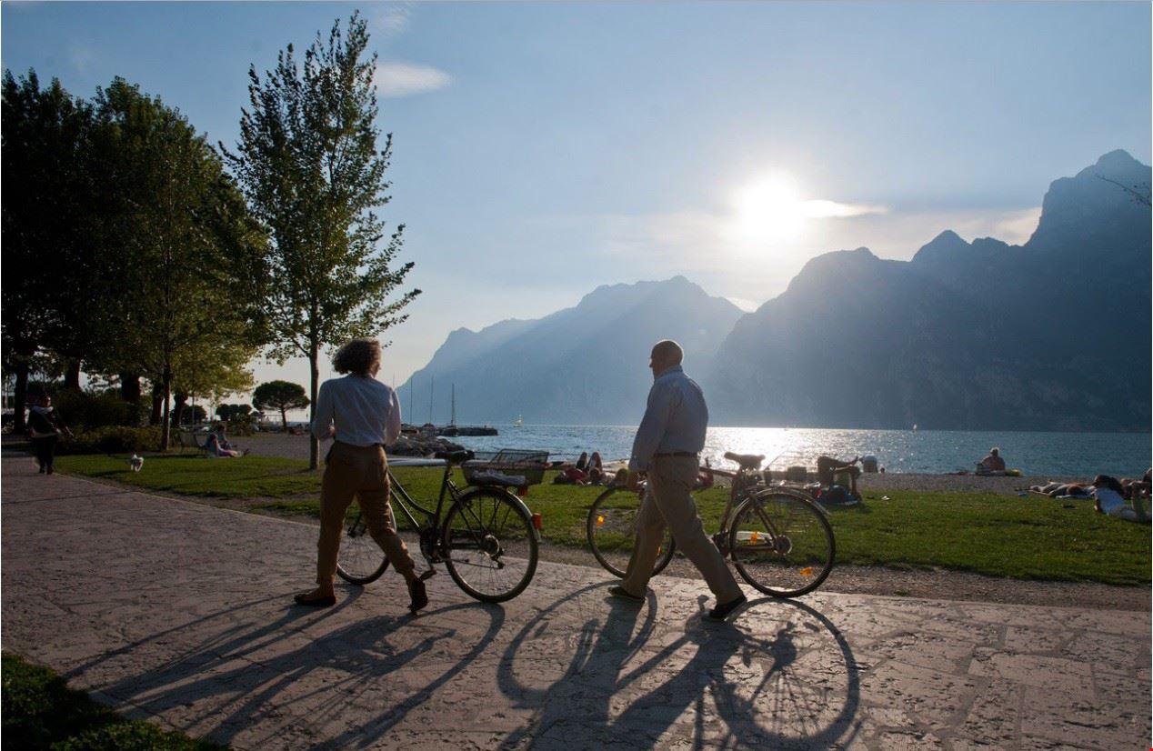 Escursioni in bici a Nago-Torbole, Trentino Alto Adige