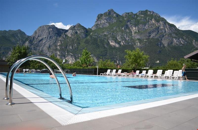 Camping con Piscina nel Trentino Alto Adige