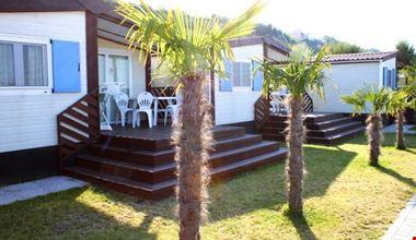 Villaggio nella Riviera Adriatica