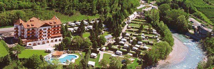 Camping vicino a Merano, Bolzano