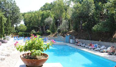 Camping Village con Piscina a Sorrento