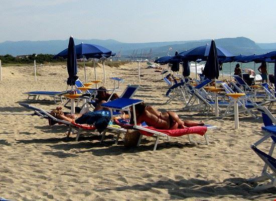 Camping Village con Spiaggia Riservata in Calabria