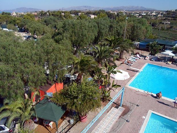 Camping Village a Ribera, Agrigento