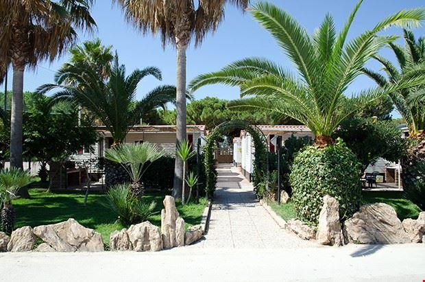 Bungalow a Ribera, Sicilia