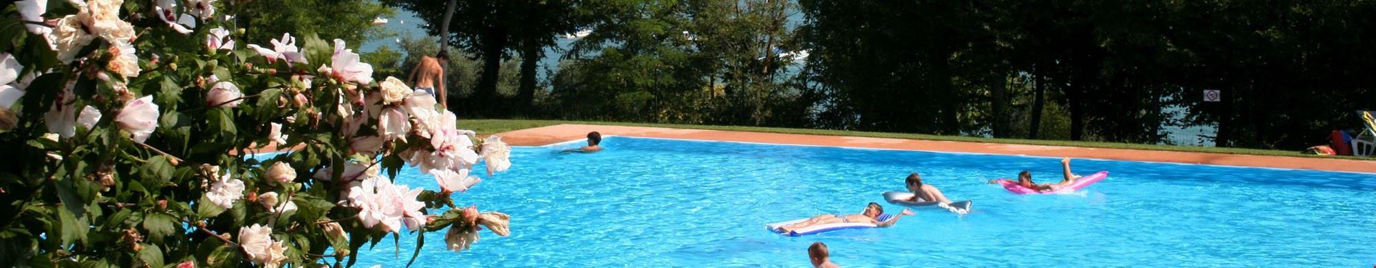 La piscina del Villaggio San Giorgio
