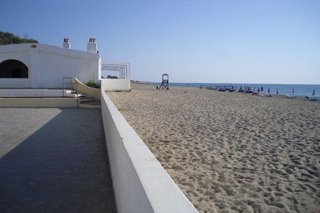 Villaggio Camping sul mare in Calabria