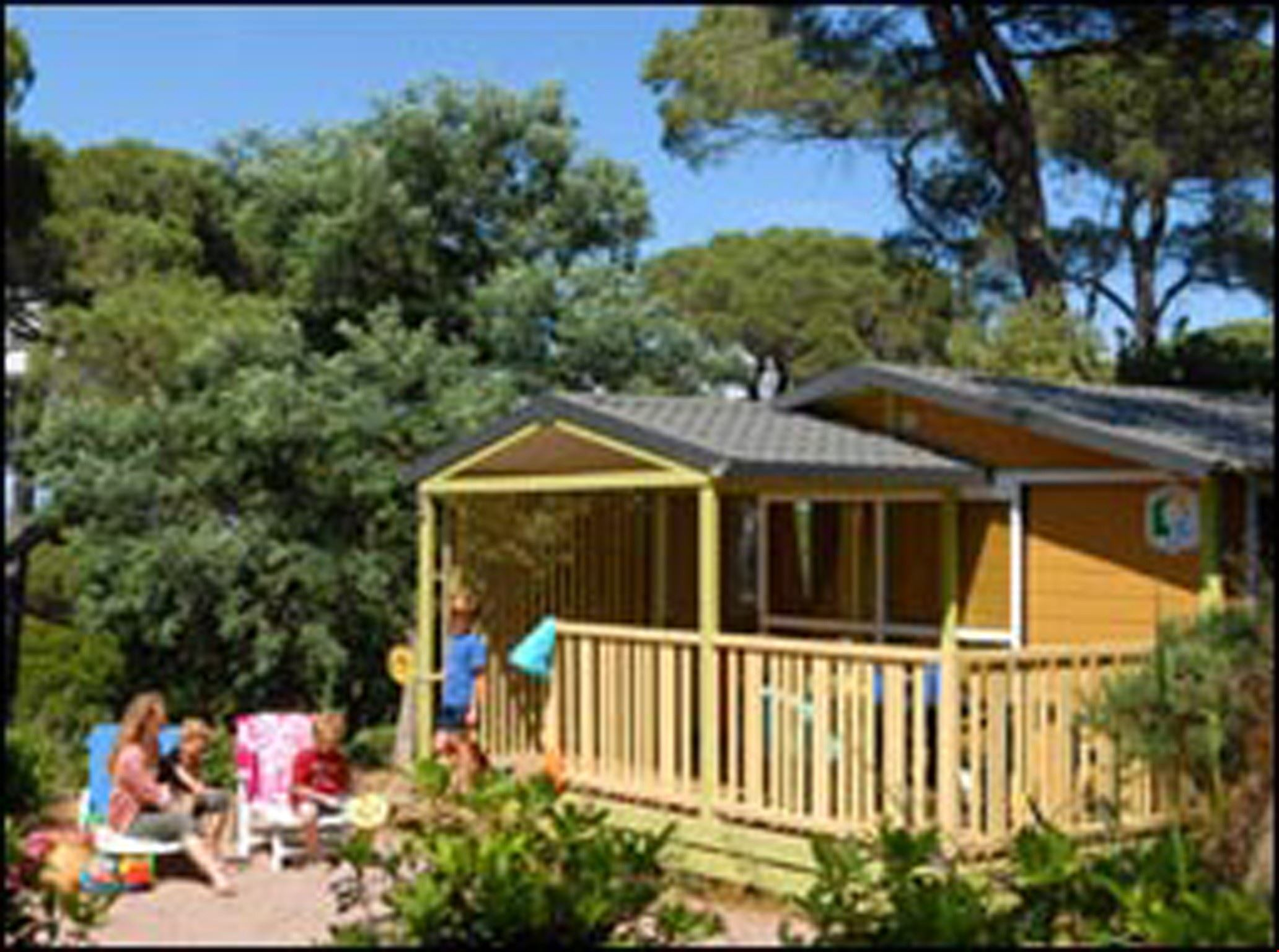 I Bungalow del Camping Le Soline