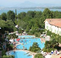 Camping con Parco Acquatico a Peschiera del Garda