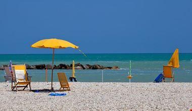 Spiaggia del Residence Casabianca