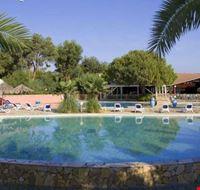 Camping con Piscina in Corsica