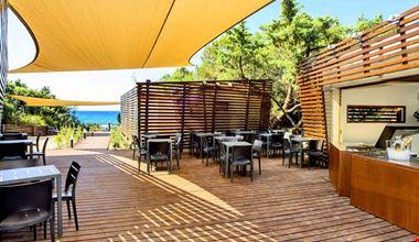 Bar della Spiaggia Privata