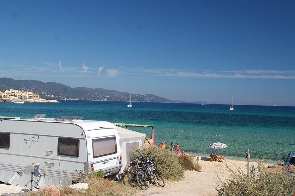 Spiaggia in Costa Azzurra