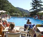 Camping con Piscina a Isolabona, Liguria