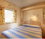 Camera da letto della Mobilhome GInestra