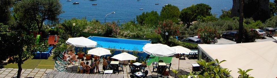 Villaggio Residence a Massa Lubrense, Napoli