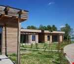 Bungalow in legno moderni
