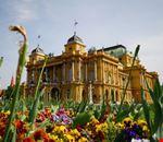 Palazzo del Teatro nazionale croato
